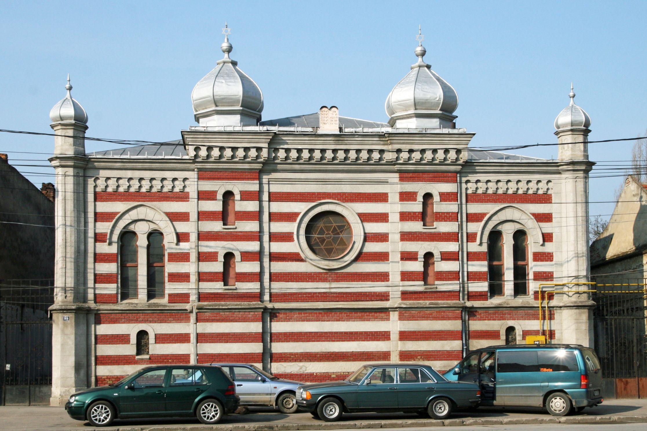 Sinagoga din Iosefin