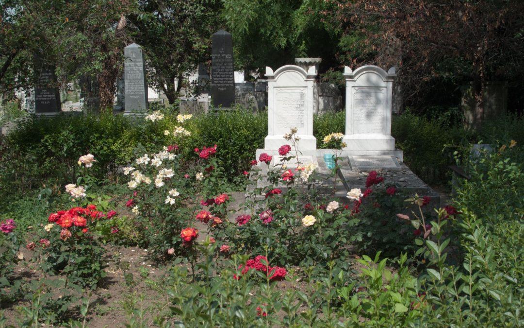 Cimitirul Evreilor din Timişoara