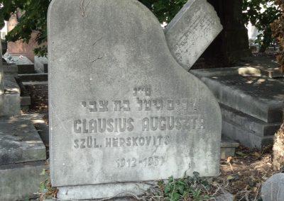 Herskovits Auguszta Clausius