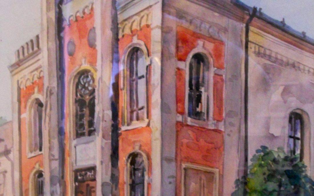 Sinagoga Ortodoxă din Fabric