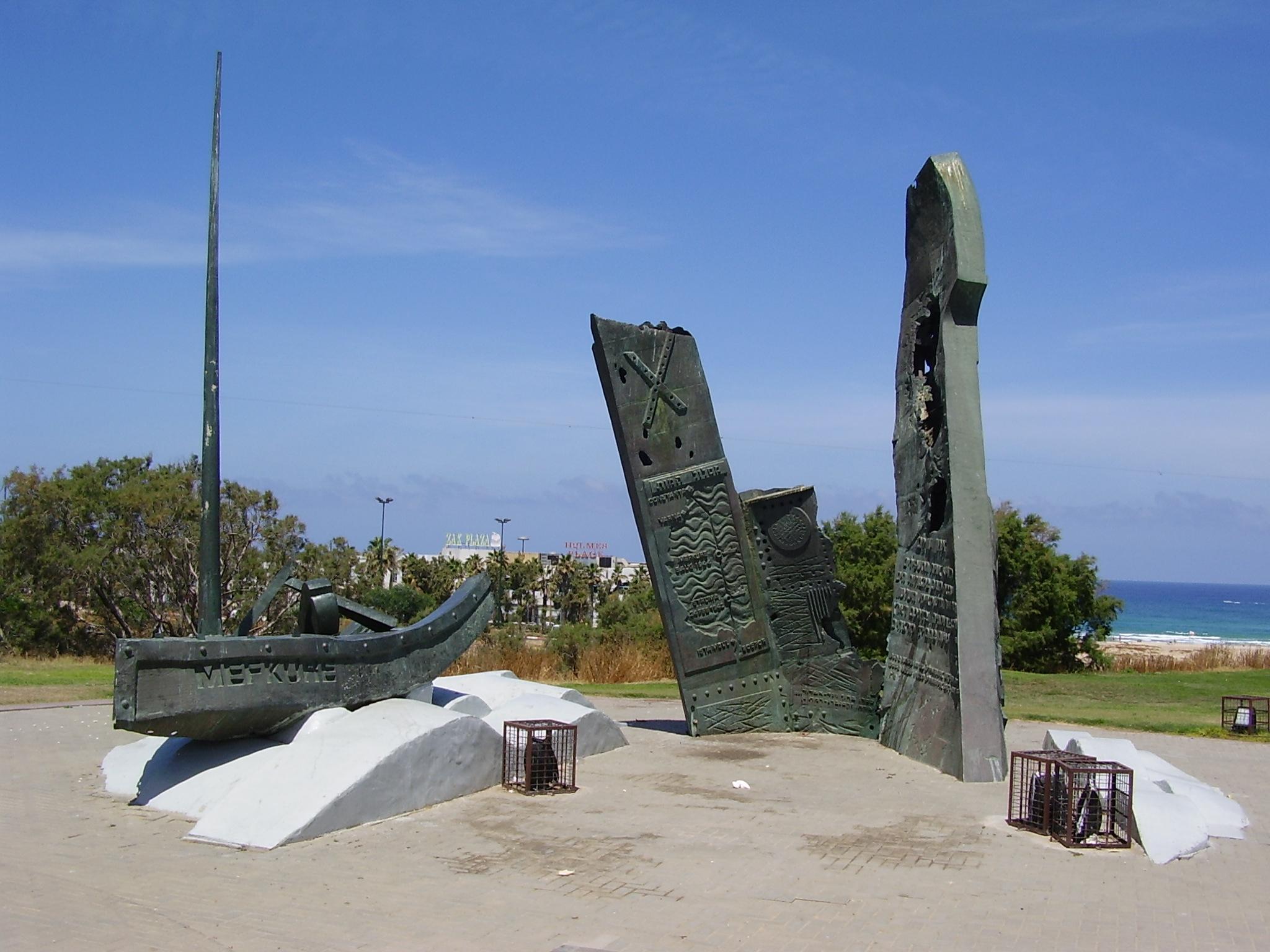 Victime de la Timişoara pe vasul Mefkure