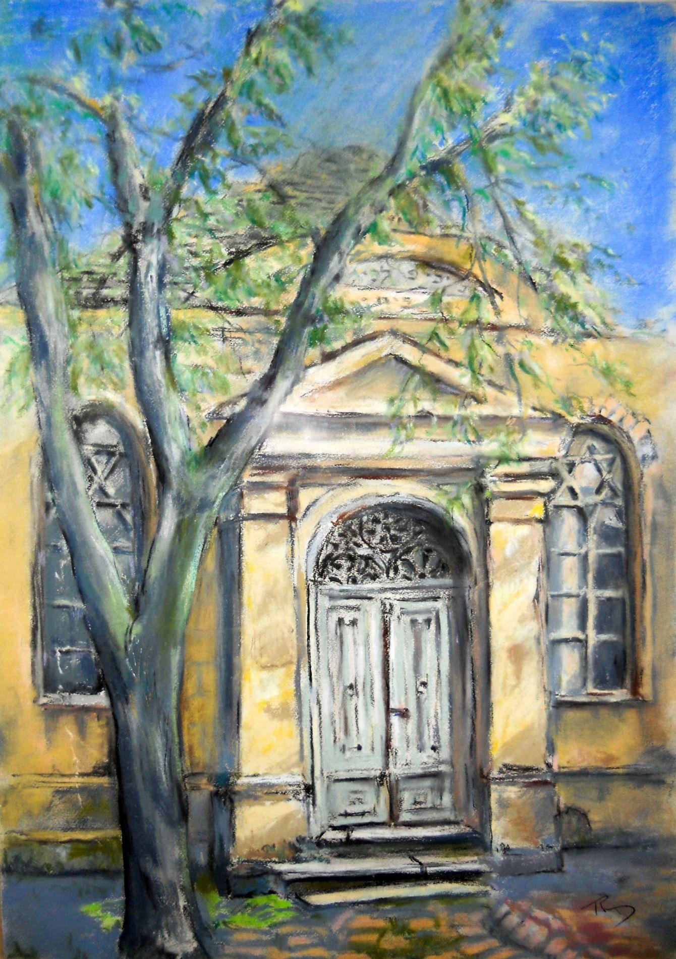 Sinagoga sefardă din Fabric