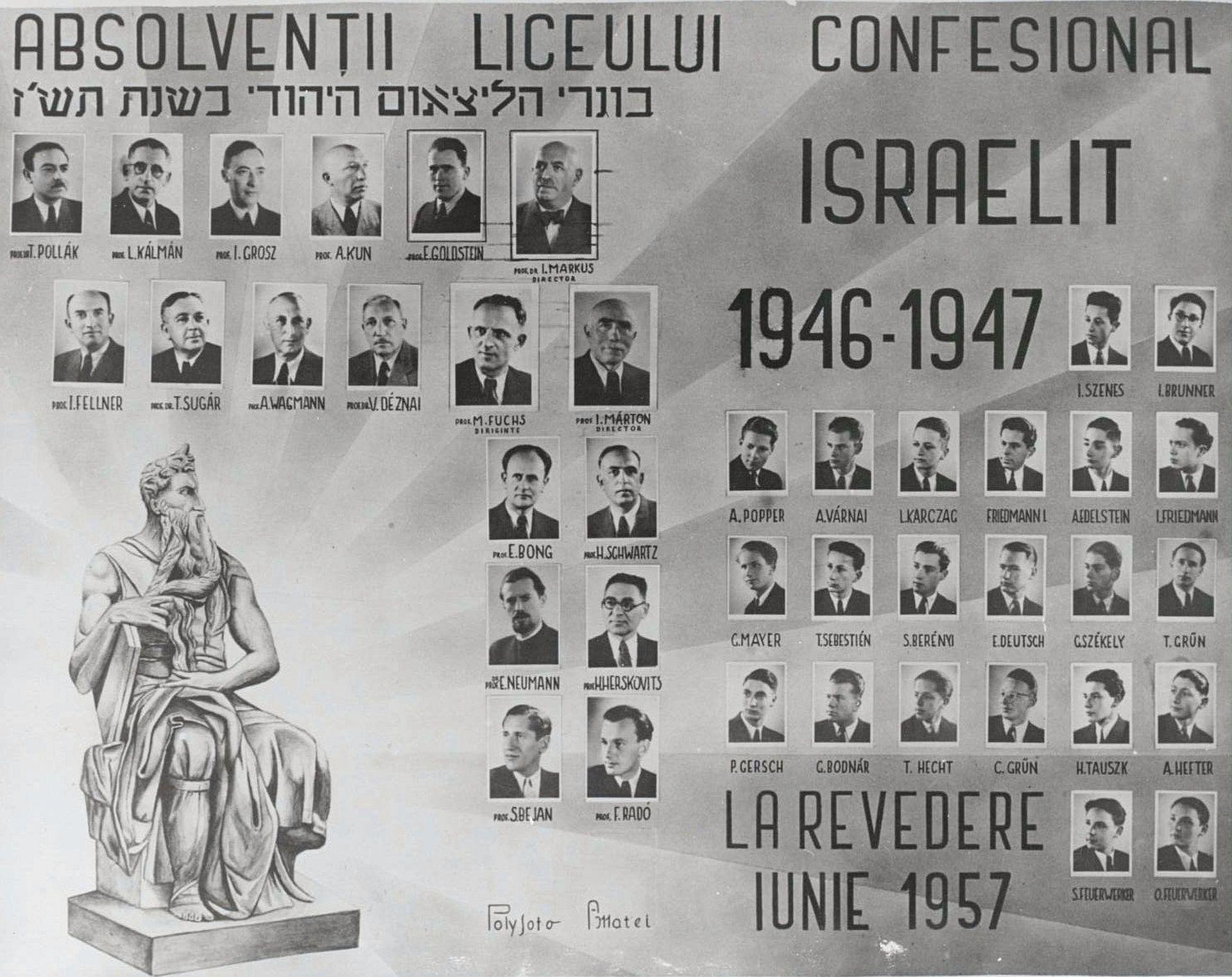 Promoția 1946-1947