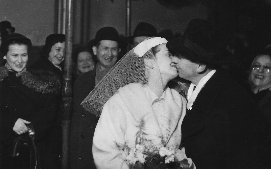 Evenimente în viața comunității între 1954 şi 1994 –  Bar Mițva, nunți