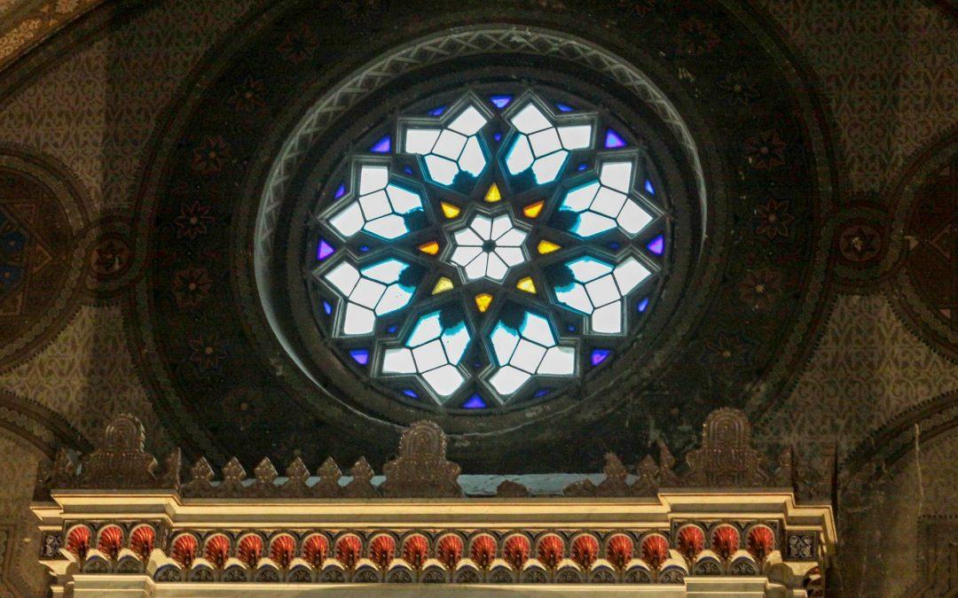 Sinagoga din Cetate. Construită între 1863-1865. Arhitect Carl Schumann – Galerie