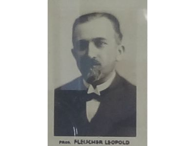 Fleischer Yehuda Leib Leopold