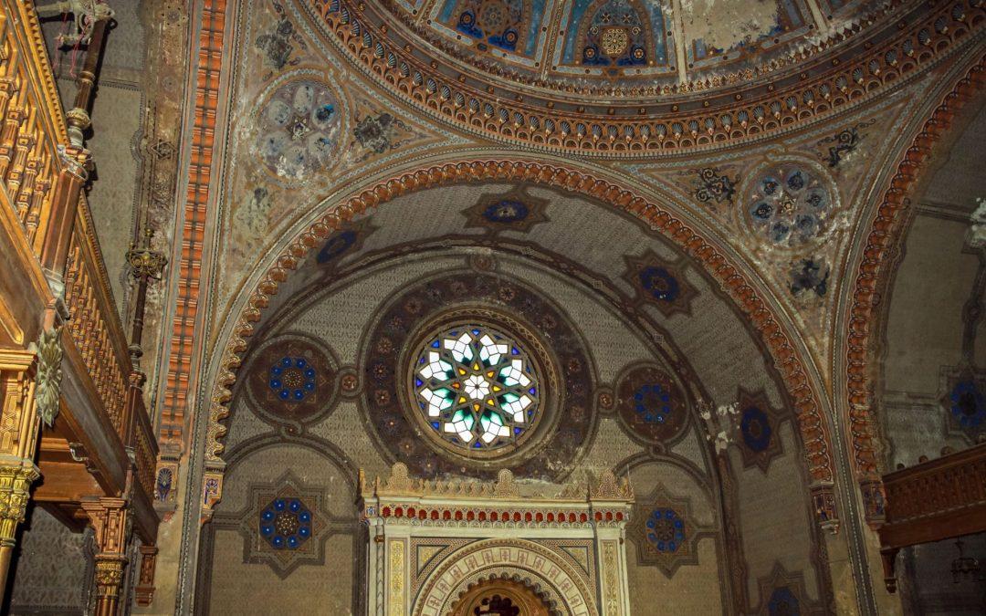 Sinagoga timişoreană Cetate, edificiul care îşi recapătă măreţia de odinioară