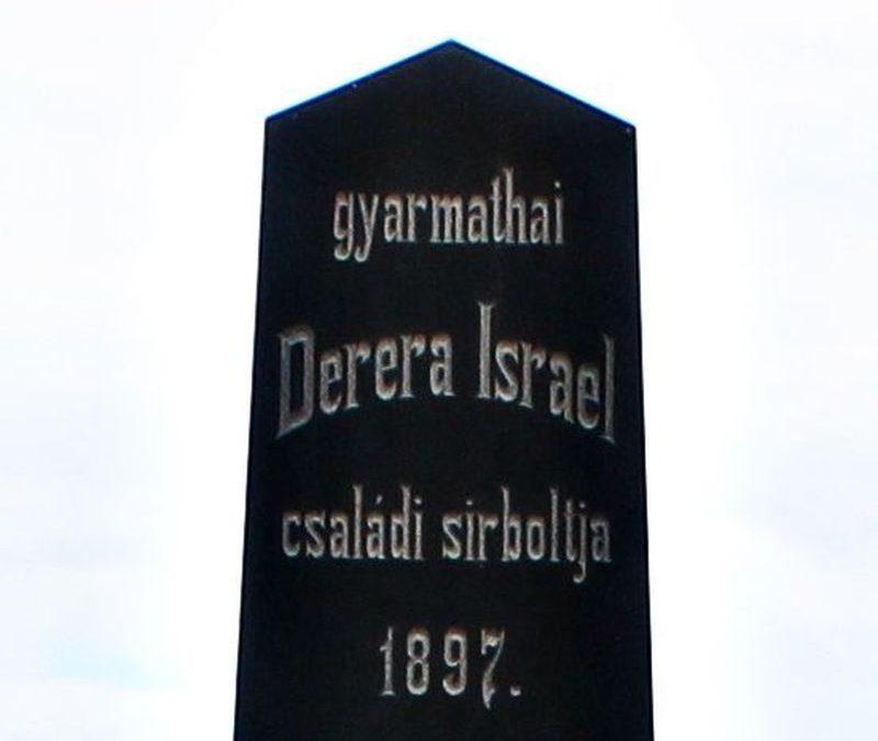 Derera Gyarmathai Israel