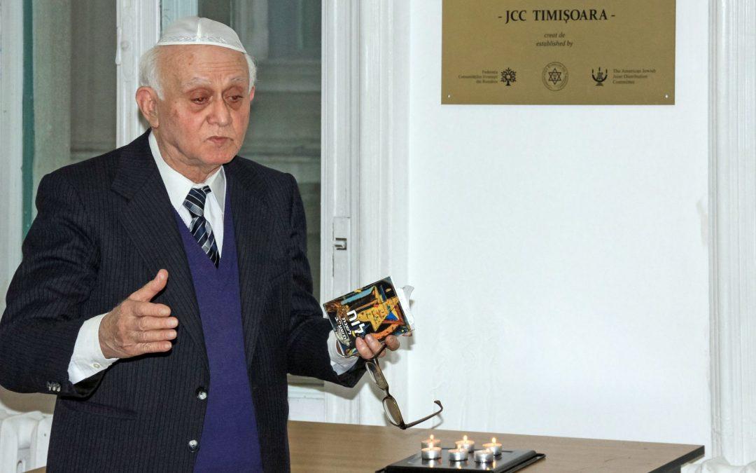 Ziua de comemorare a Holocaustului