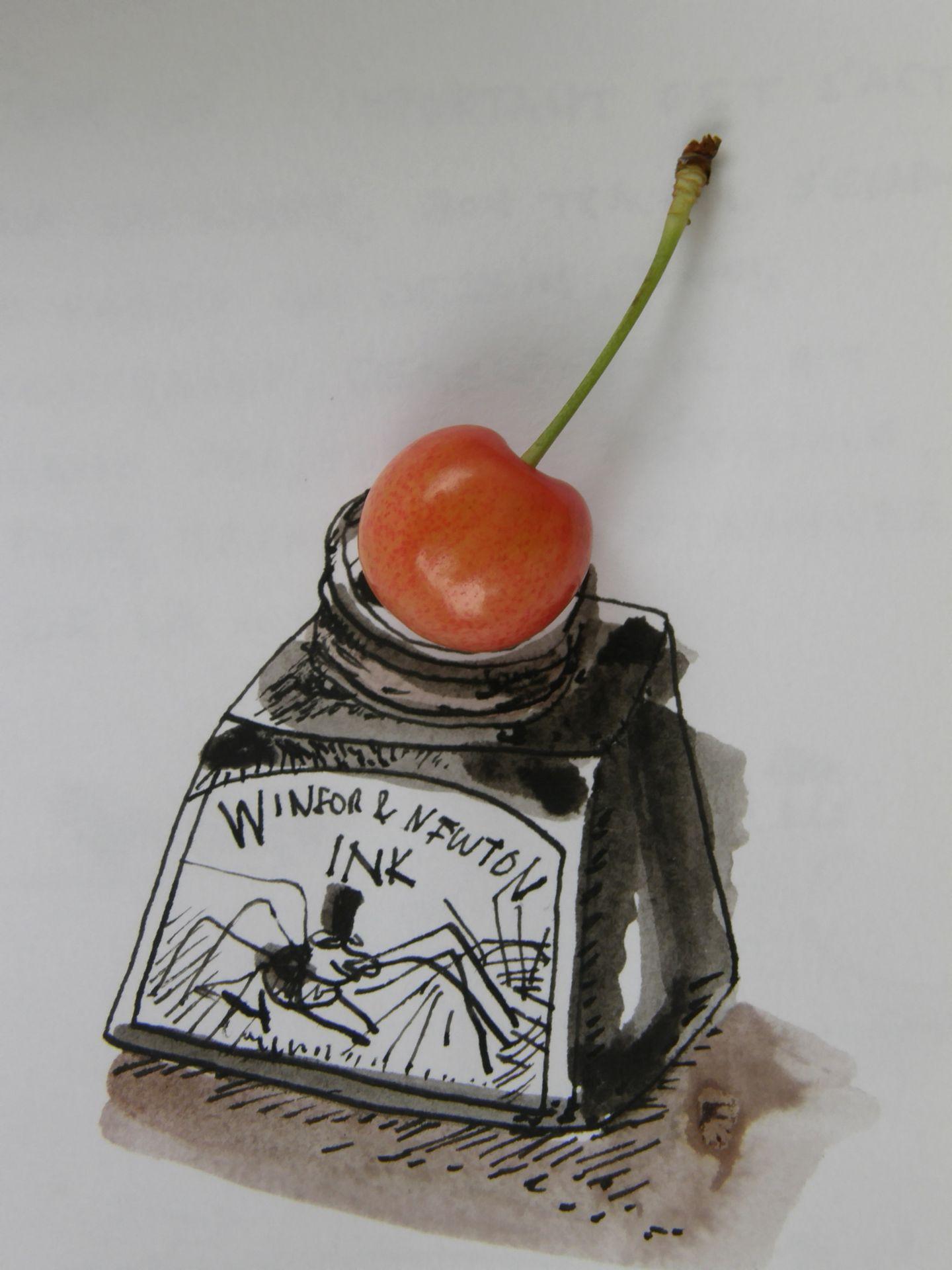 Anath Hanit – Cherries – Galerie