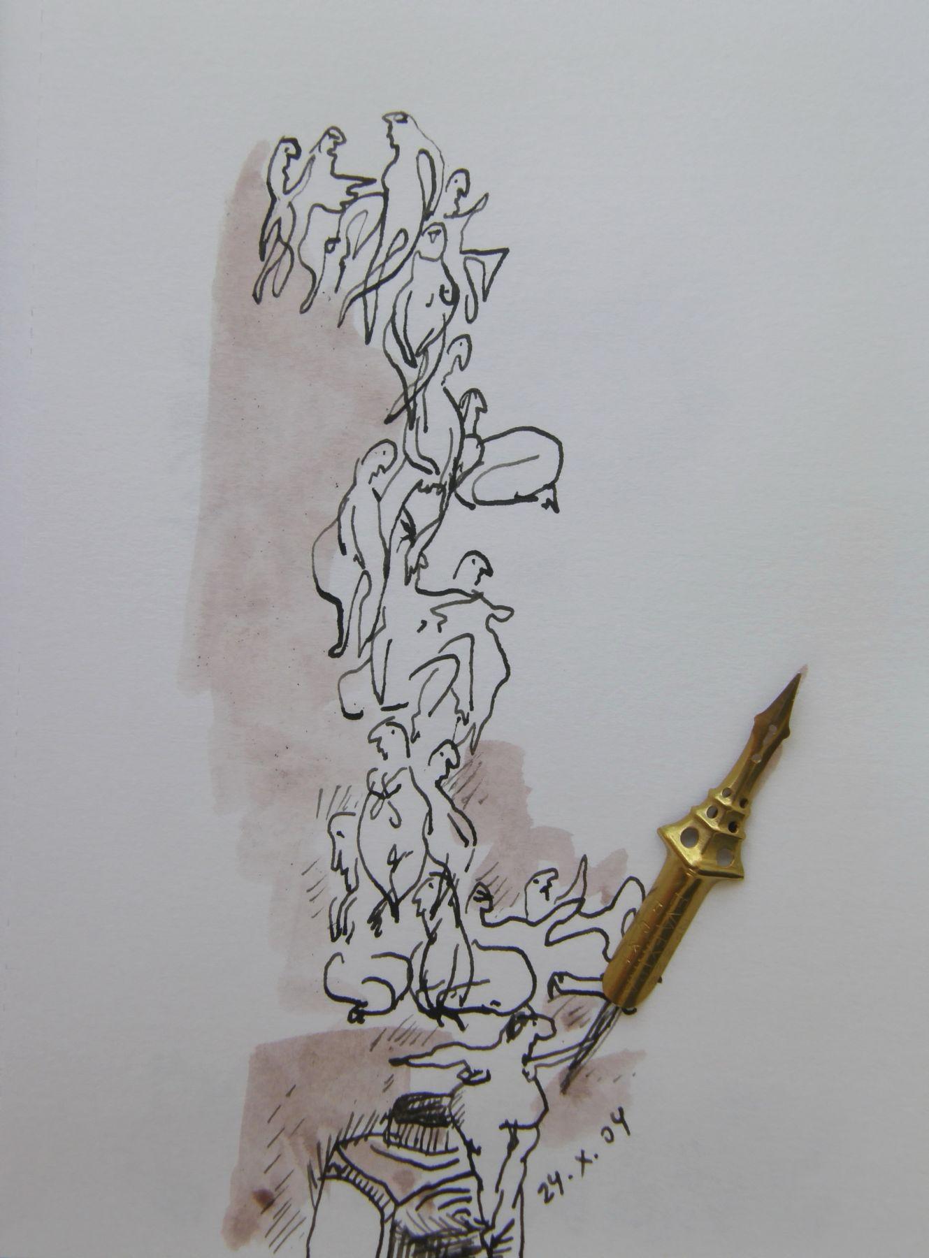 Anath Hanit – Sketchbook – Galerie